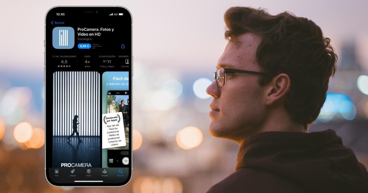 Apps modo retrato