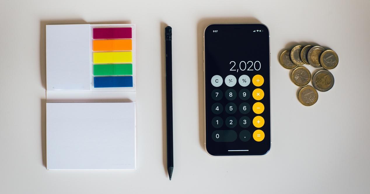 Calculadoras para iPhone y iPad