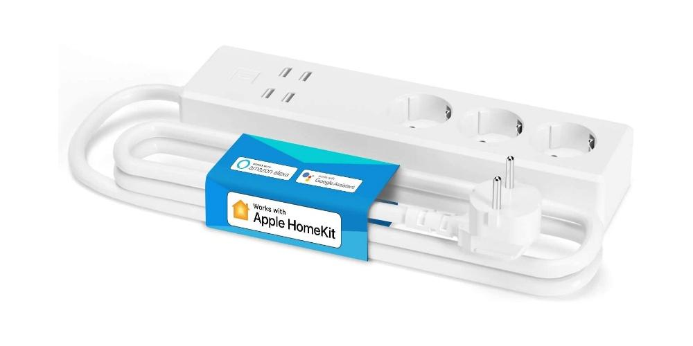 Multiple plug Smart Wifi strip