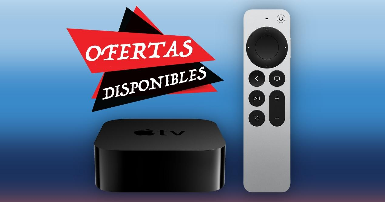 OFERTAS APPLE TV