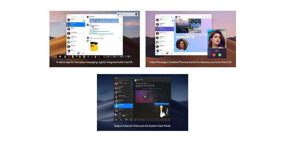 Telegram Mac