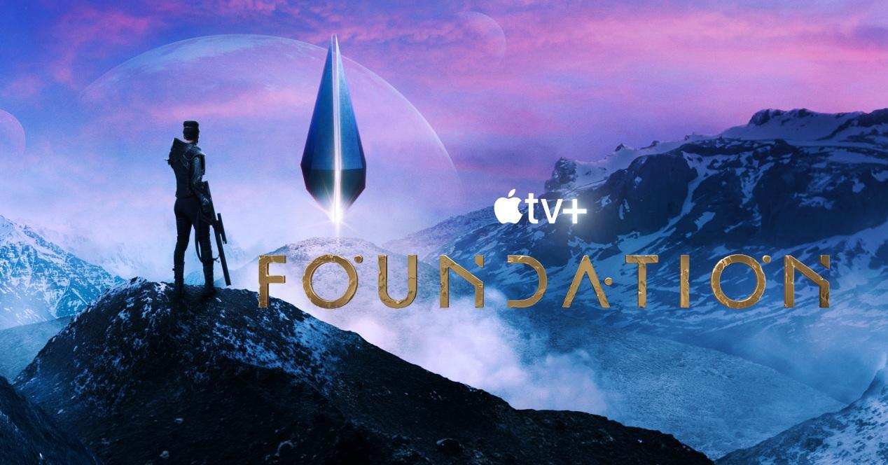fundacion apple tv+ estreno