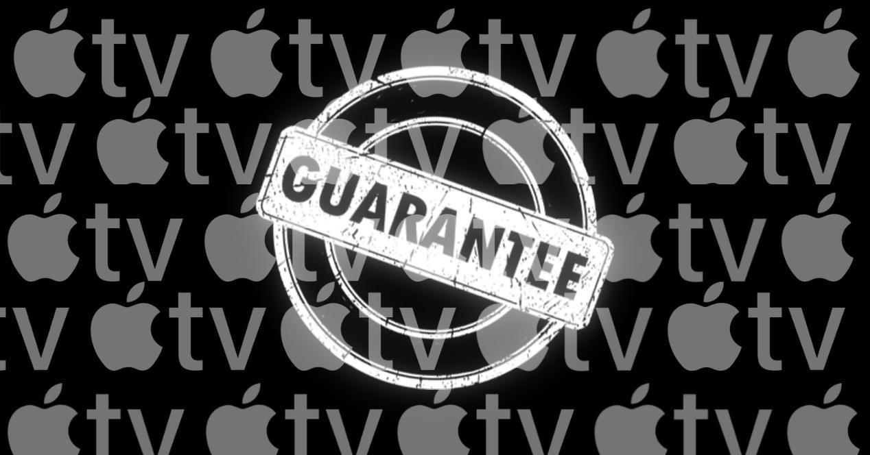 garantia apple tv