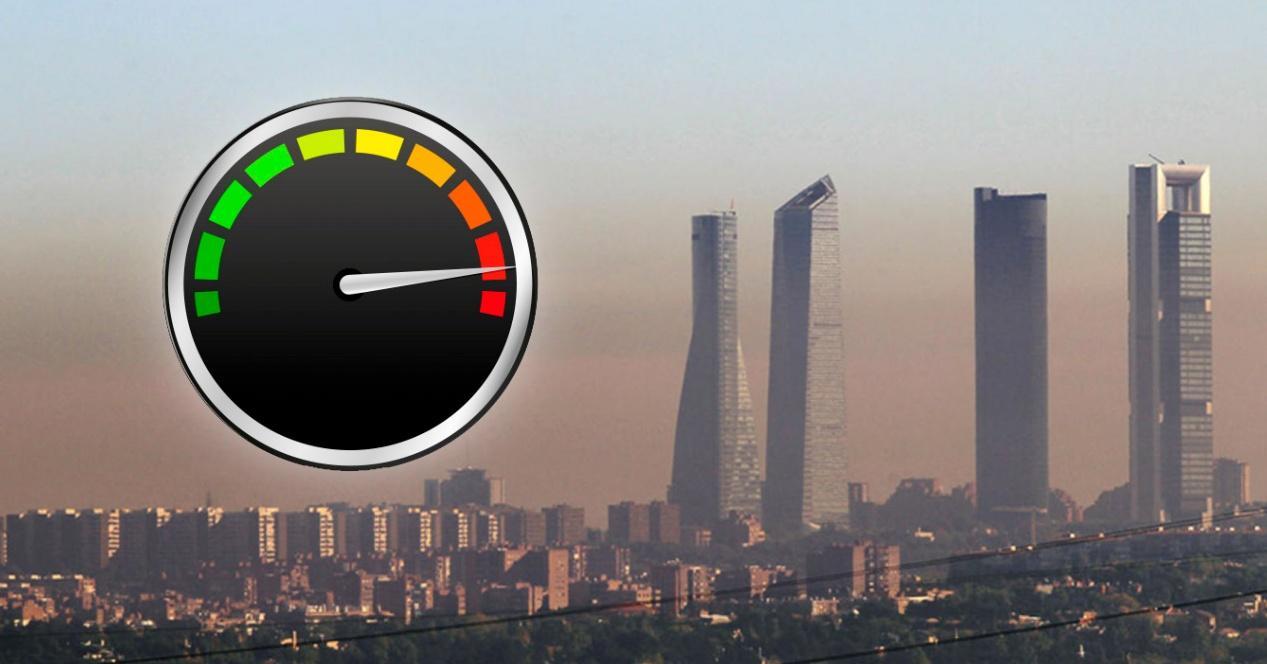 medir calidad aire iphone
