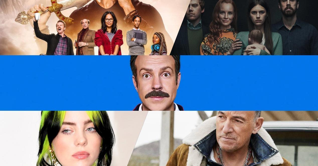 nominados apple tv+ emmy 2021