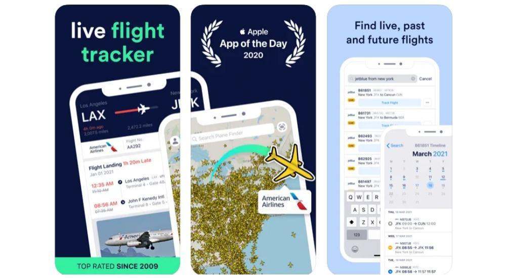 căutător de avioane