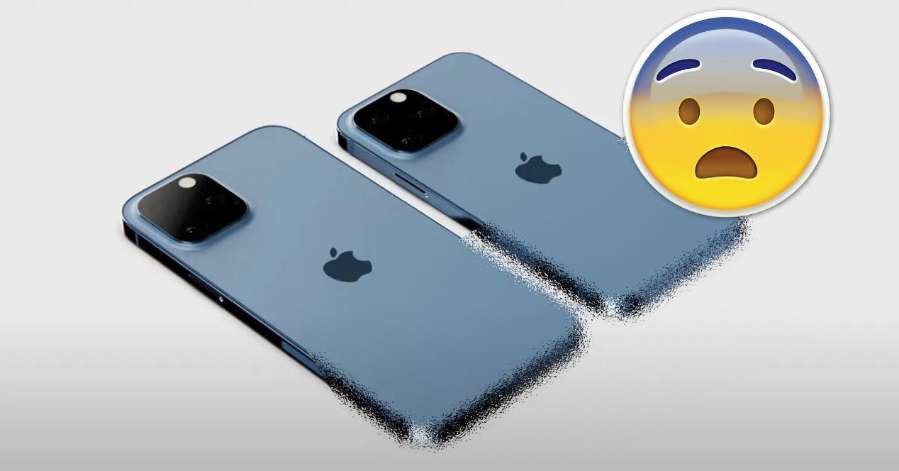 posible retraso iphone 13
