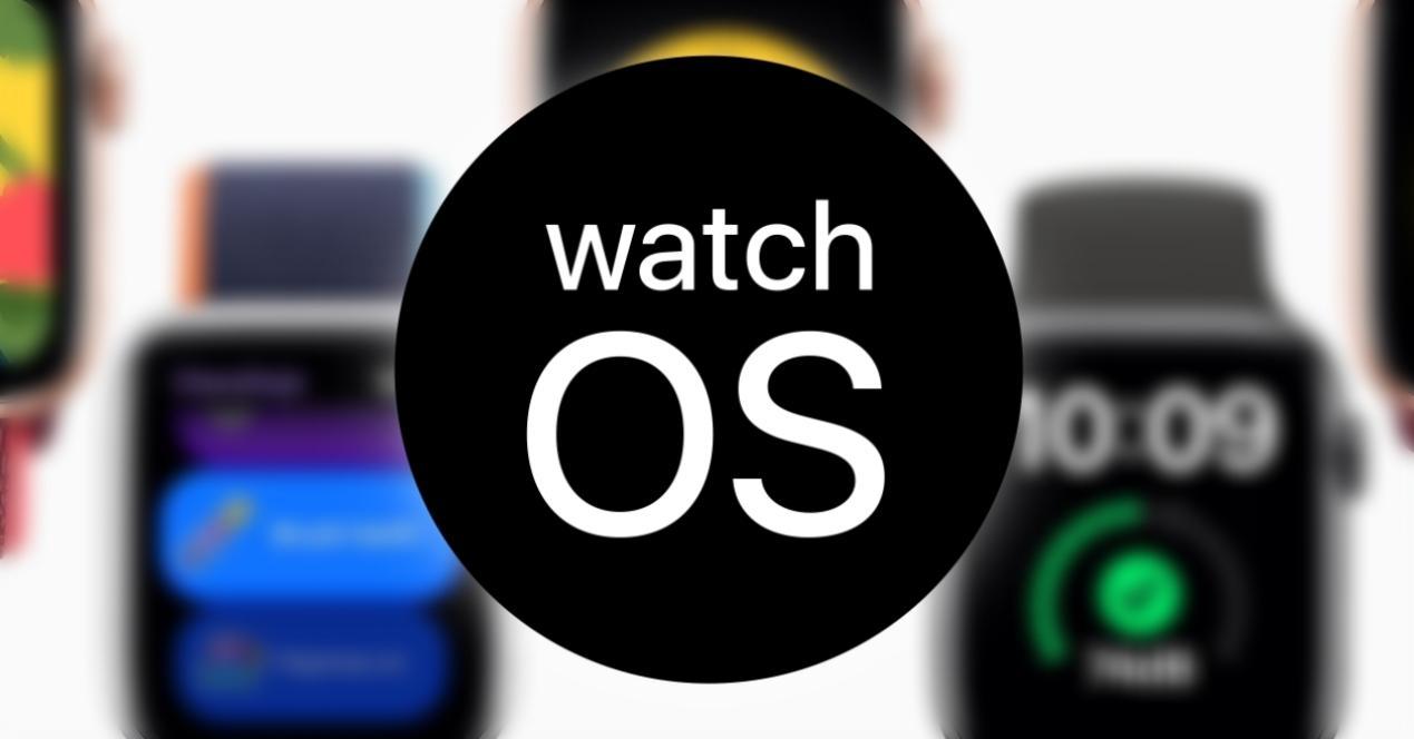 que es watchos apple watch