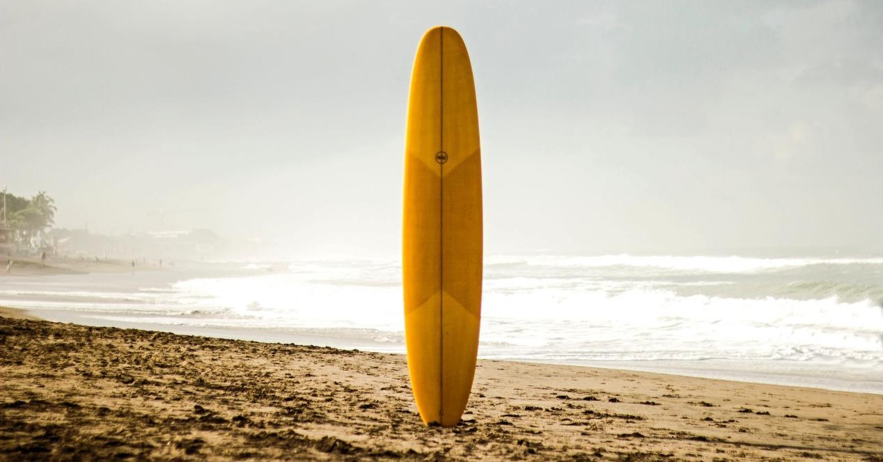 Aplicaciones para hacer surf