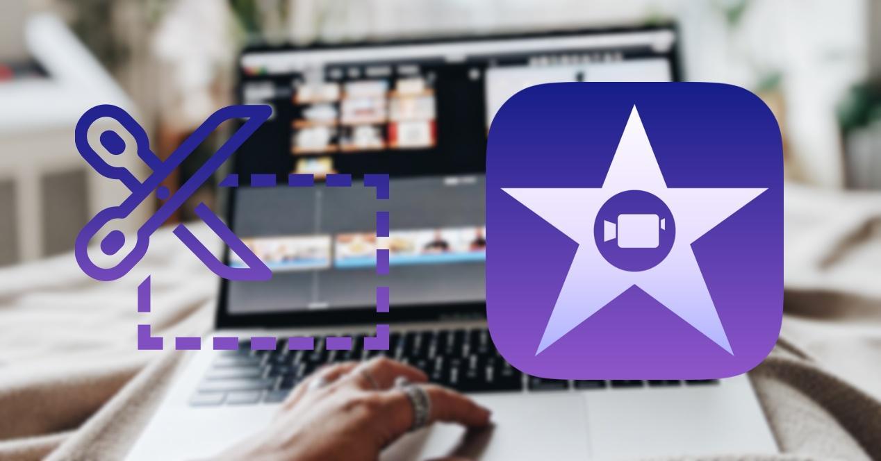 Redimensionar una imagen en iMovie