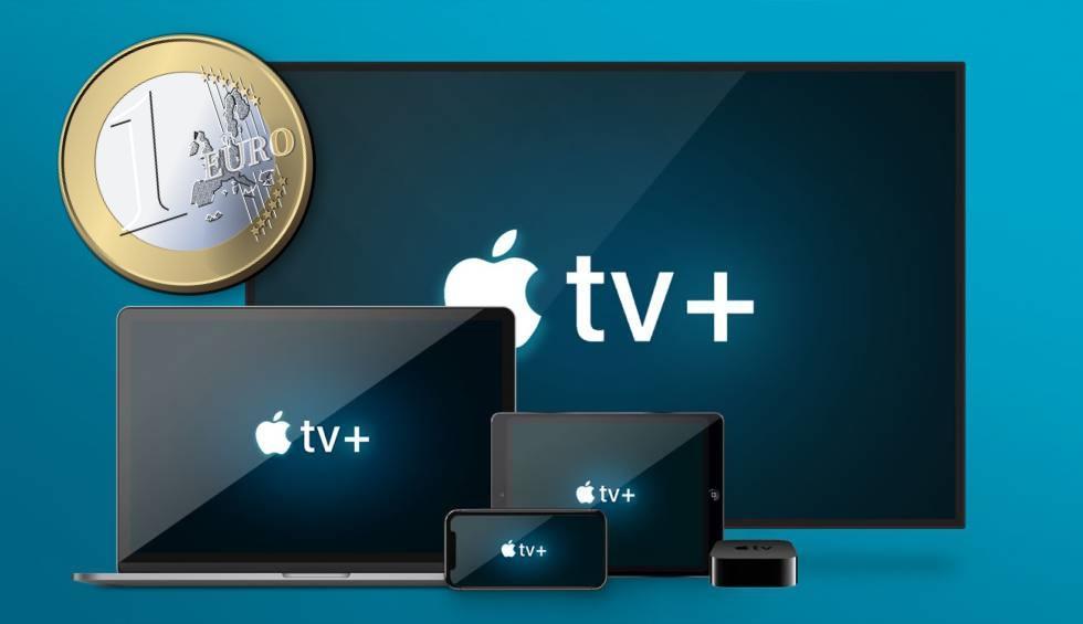 apple tv+ barato