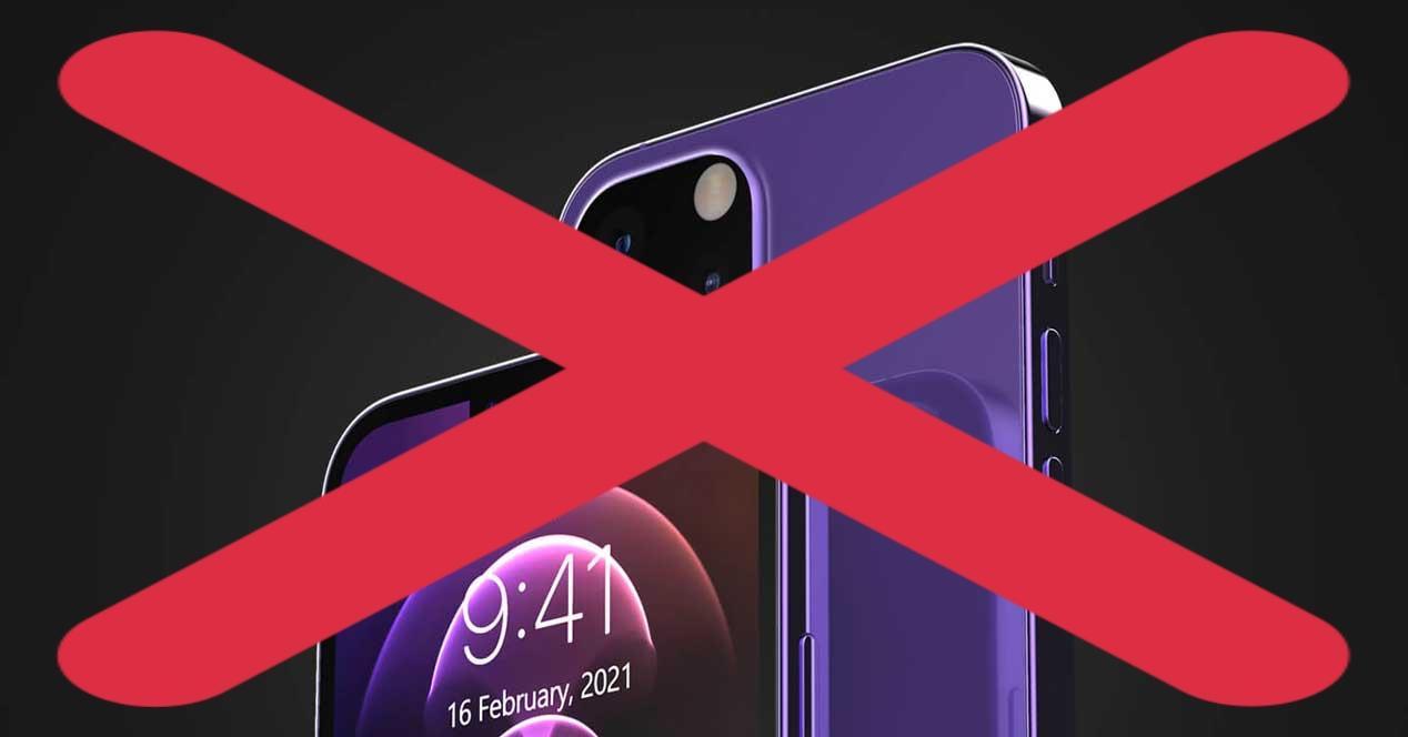 gran ausencia iphone 13
