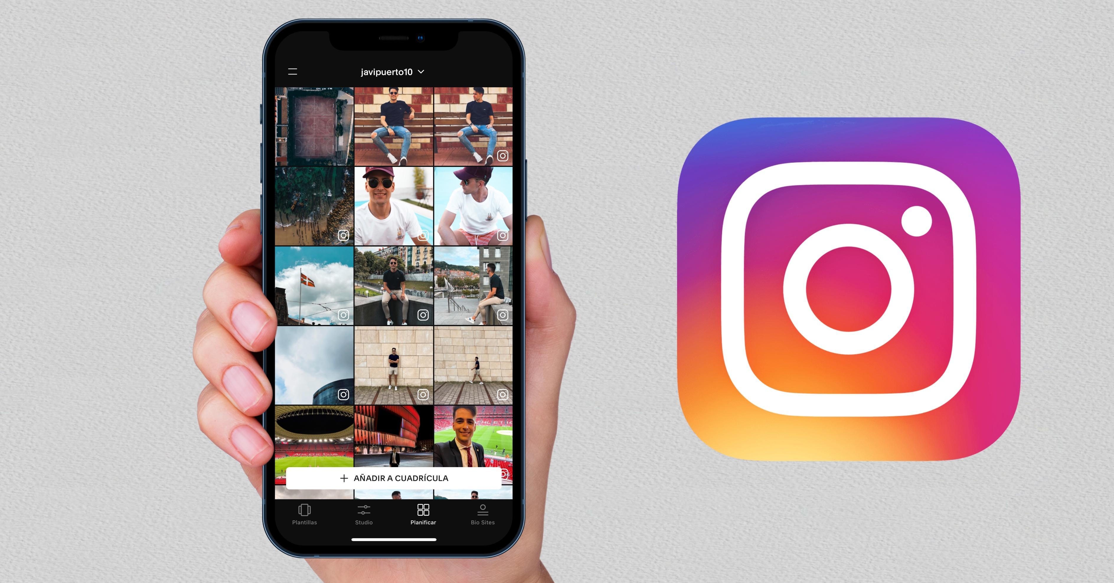 Apps para organizar tu feed de Instagram