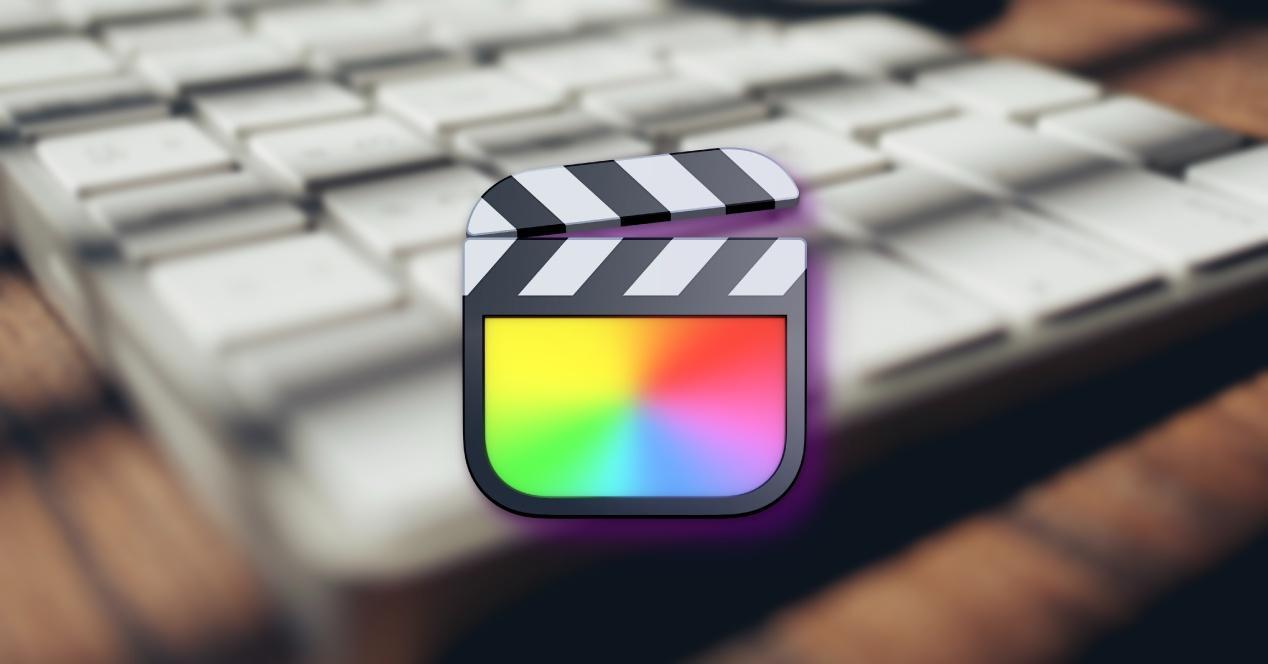 Atajos de teclado de Final Cut Pro