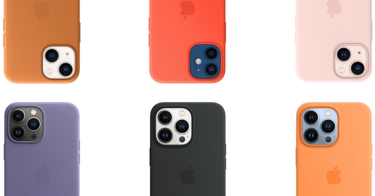 compatibilidad fundas iphone 12 iphone 13