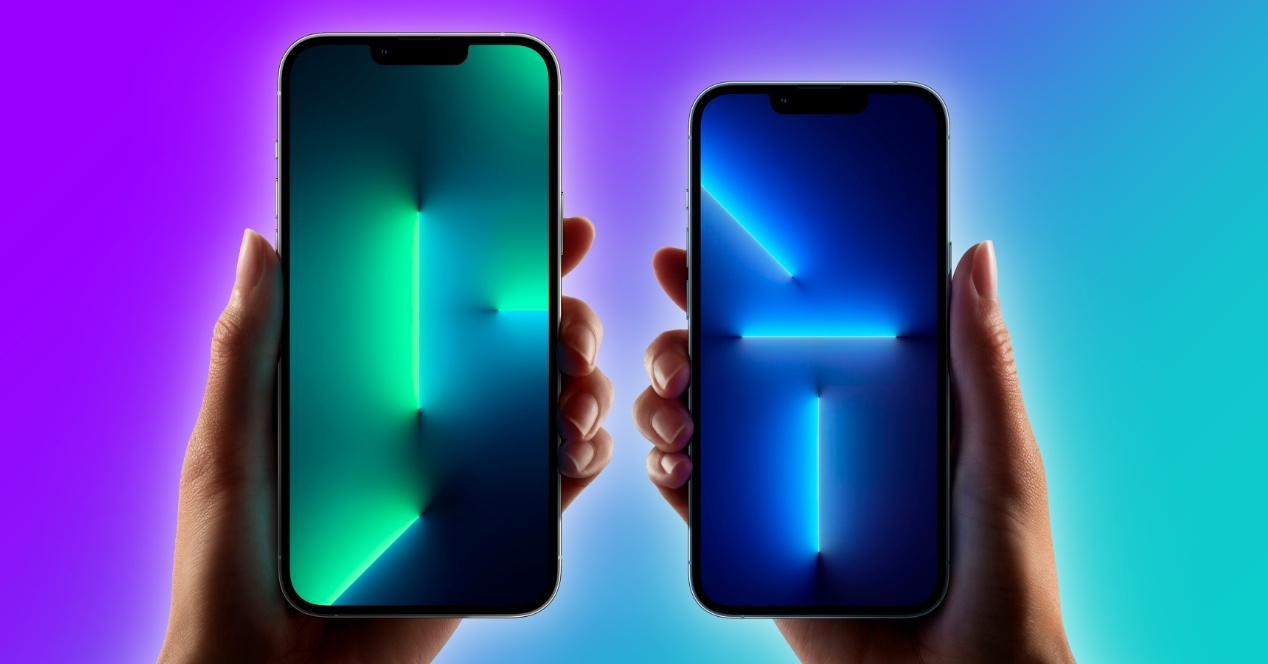 iphone 13 pro y 13 pro max