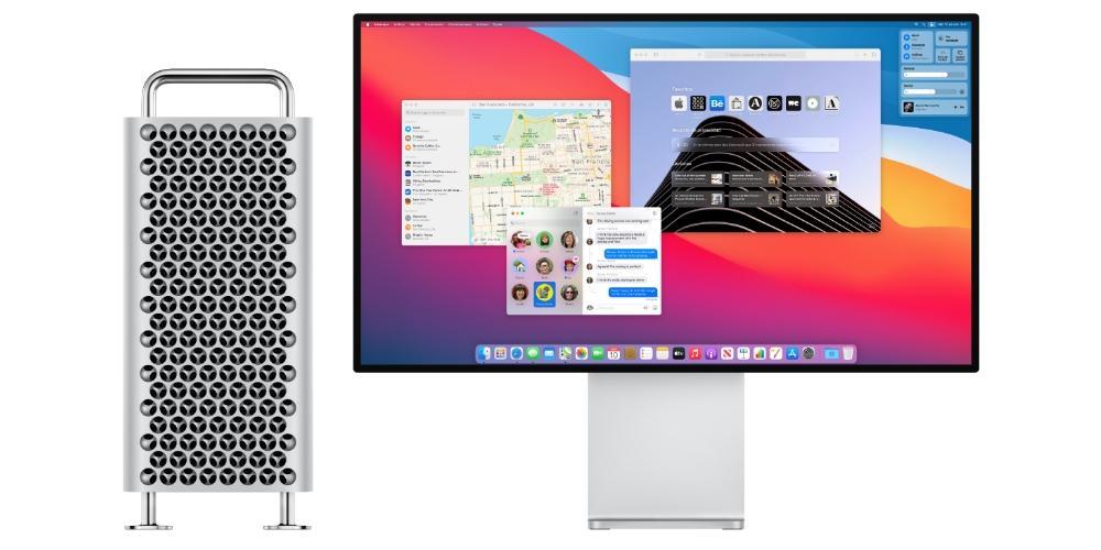 mac pro y display xdr