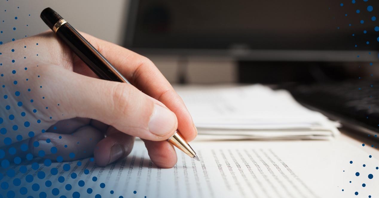 notas al pie pages