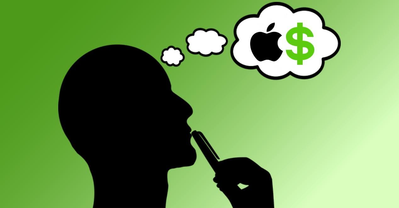 pensar vender iphone