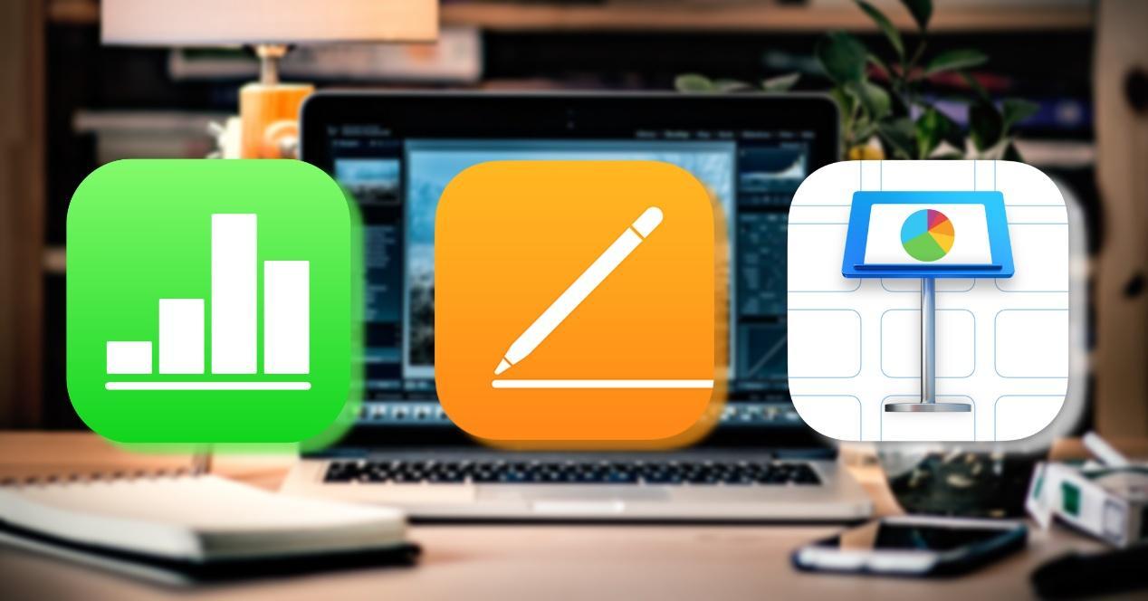 personaliza la barra de tareas de iWork