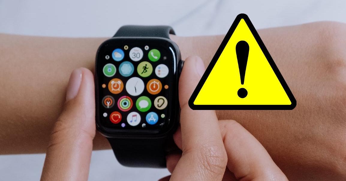 problemas beta apple watch