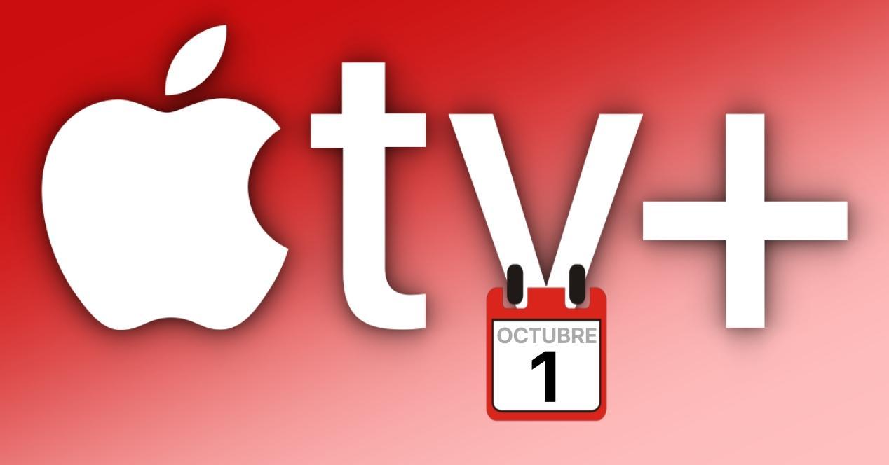 OCTUBRE APPLE TV+