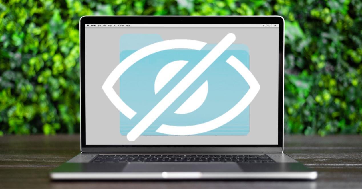 Ocultar documentos y carpetas en Mac