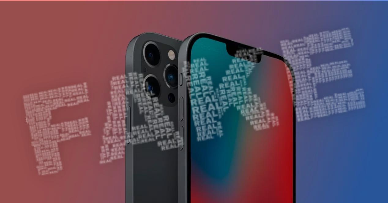 rumores falsos iphone 13